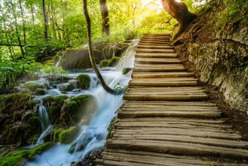 Jour 4 Parc national des lacs de Plitvice | Organisation séjour éducatif