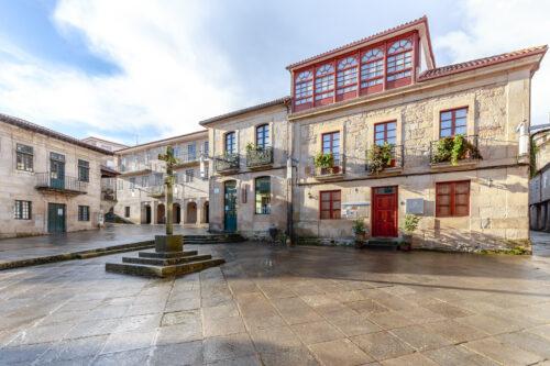 Jour 5 Pontevedra / O Grove / Padron   Organisation séjour éducatif