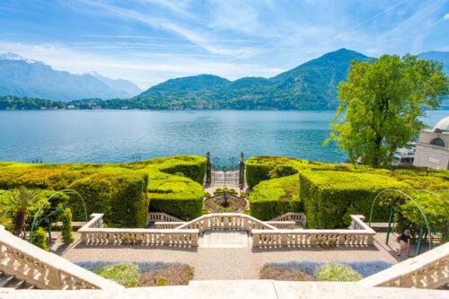 Jour 4 Lac de Como et Villa Carlotta | Organisation séjour éducatif