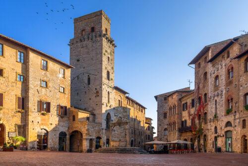 Jour 4 Sienne / San Gimignano | Organisation séjour éducatif