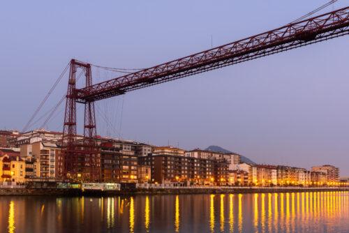 Jour 4 Pont de Biscaye / Bilbao   Organisation séjour éducatif