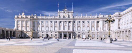Jour 5 Madrid royal | Organisation séjour éducatif