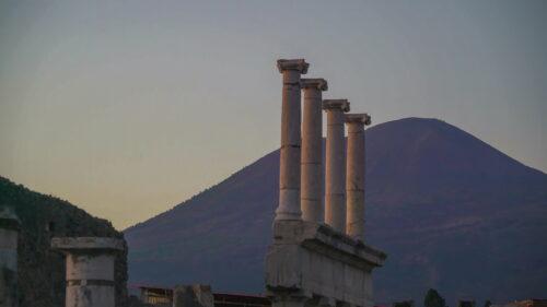 Jour 4 Vésuve / Pompéi | Organisation séjour éducatif