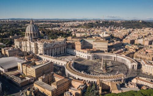 Jour 2 Rome chrétienne | Organisation séjour éducatif
