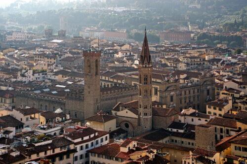 Jour 2 Florence / Chianciano | Organisation séjour éducatif