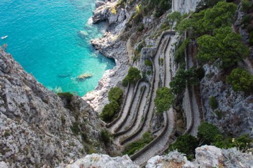 Jour 4 Capri | Organisation séjour éducatif