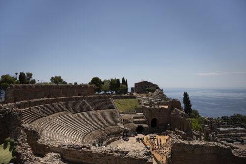 Jour 6 Taormine / Traversée Messine-Villa San Giovanni / Paestum | Organisation séjour éducatif