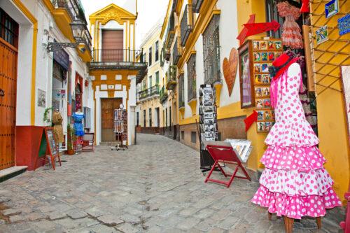 Jour 2 Séville | Organisation séjour éducatif