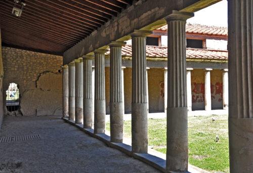 Jour 3 Torre Annunziata / Pompéi / Paestum   Organisation séjour éducatif